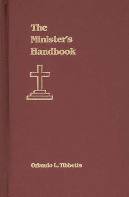 The Minister's Handbook   -     By: Orlando Tibbetts