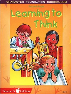 Learning to Think--Teacher's Edition   -     By: Homeschool