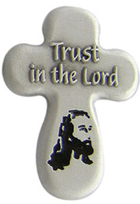 Trust In the Lord Pocket Token  -