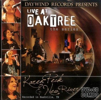 Karen Peck and New River Live At Oak Tree CD/DVD   -     By: Karen Peck & New River