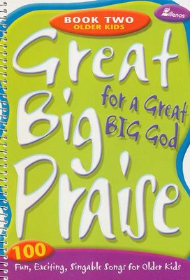 Great Big Praise for a Great Big God, Book 2   -