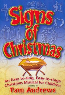 Signs Of Christmas, Book  -     By: Pam Andrews