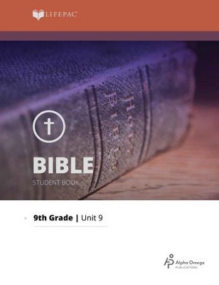 Lifepac Bible Grade 9 Unit 9: God's Will for My Life   -