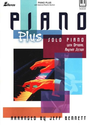 Piano Plus   -     By: Jeff Bennett