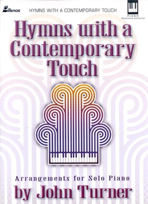 Hymns With A Contemporary Touch   -     By: John Turner