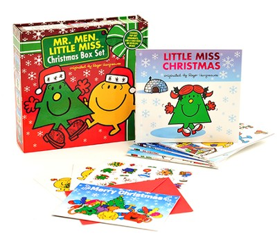 Mr. Men and Little Miss, Christmas Box Set  -     By: Roger Hargreaves