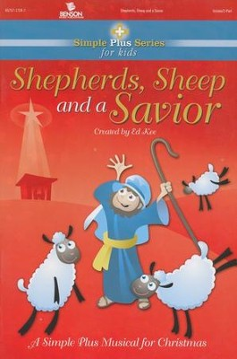 Shepherds, Sheep and a Savior   -