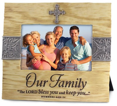 Our Family Photo Frame  -