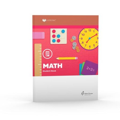 Lifepac Math, Grade 1, Teacher's Guide Part 2   -     By: Alpha Omega