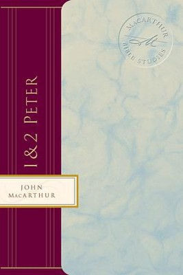 Macarthur Bible Studies: 1 & 2 Peter - eBook  -     By: John MacArthur