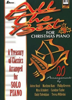 All the Best for Christmas Piano   -