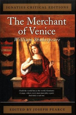 The Merchant of Venice, Critical Edition  -     By: William Shakespeare
