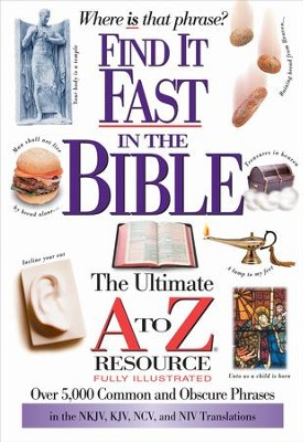 Find It Fast In The Bible - eBook  -