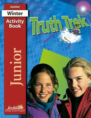 Truth Trek Junior (Grades 5-6) Activity Book   -