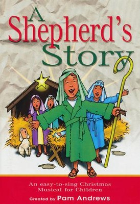 Shepherd's Story, A, Book  -     By: Pam Andrews