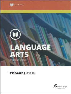 Grade 9 Language Arts Lifepac 10: Looking Back  -