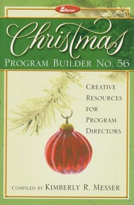 Christmas Program Builder #56   -