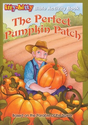 The Perfect Pumpkin Patch: Itty-Bitty Bible Activity Book--Ages 7 and up  -     By: Itty-Bitty Activity Book