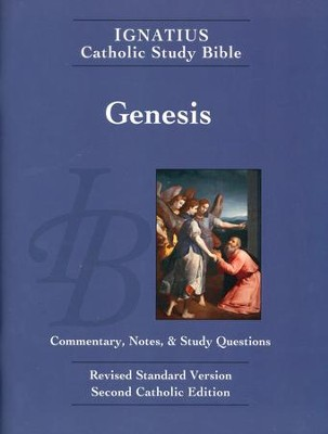 Ignatius Catholic Study Bible: Genesis  -     By: Scott Hahn, Curtis Mitch