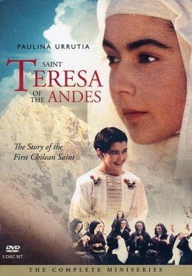 St. Teresa of the Andes: The Complete Miniseries, 3-DVD Set   -