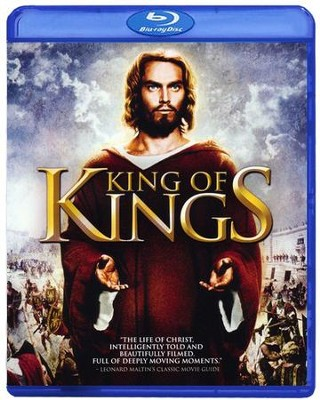 King of Kings (1961), Blu-ray   -