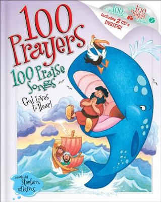 100 Prayers God Loves to Hear, 100 Praise Songs - eBook  -     By: Stephen Elkins