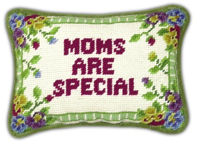 Moms Are Special Pillow  -