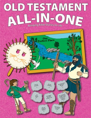 Old Testament All In One: Bringing Bible Stories to Life  -
