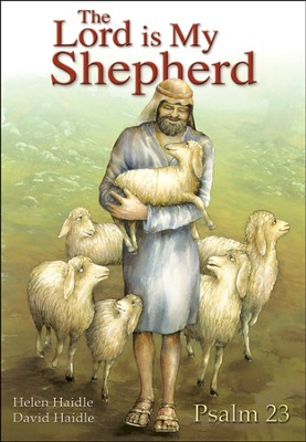 The Lord is My Shepherd  -     By: David Haidle, Helen Haidle