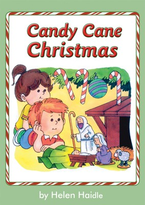 Candy Cane Christmas  -     By: David Haidle, Helen Haidle