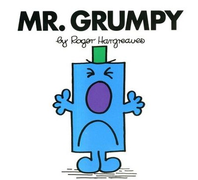 Mr. Grumpy  -     By: Roger Hargreaves