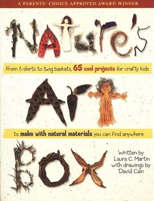 Nature's Art Box   -     By: Laura C. Martin