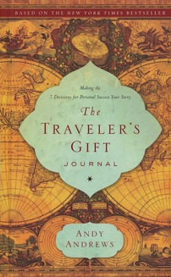 The Traveler's Gift Journal  -     By: Andy Andrews