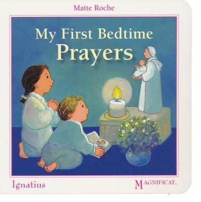 My First Bedtime Prayers  -     By: Maite Roche