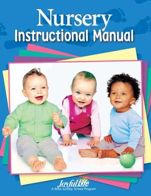 Nursery Instructional Manual: Wee Ones for Christ   -