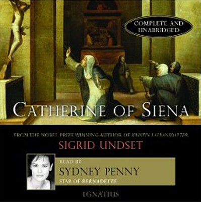 Catherine of Siena - Audiobook on CD  -     By: Sigrid Undset