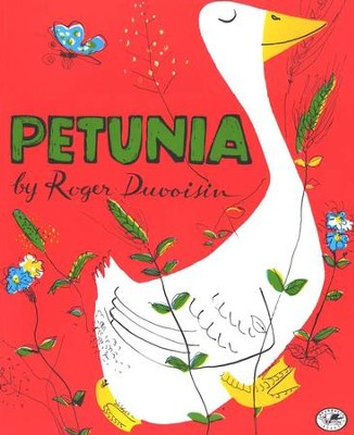 Petunia  -     By: Roger Duvoisin