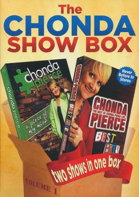The Chonda Show Box, Volume 1 DVD  -     By: Chonda Pierce