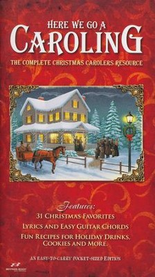 Here We Go A Caroling-Pocket Songbook   -