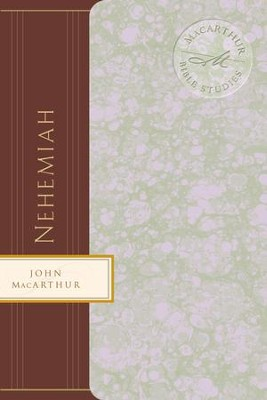 Macarthur Bible Studies: Nehemiah - eBook  -     By: John MacArthur