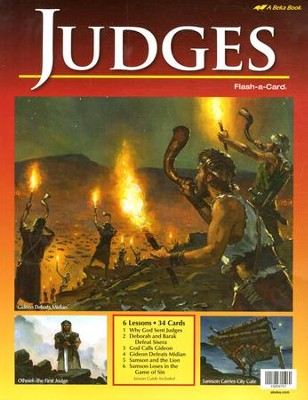 Judges Flash-a-Card Set   -