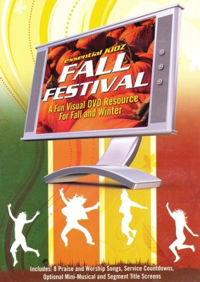 essential KIDZ Fall Festival DVD   -