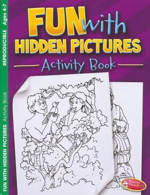 Fun with Hidden Pictures--Activity Book (ages 4 to 7)  -
