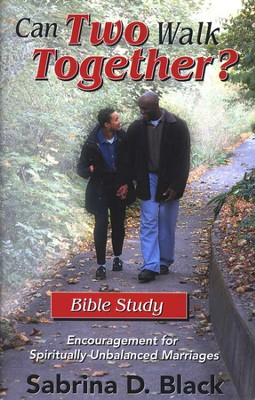Can Two Walk Together: Bible Study  -     By: Sabrina D. Black