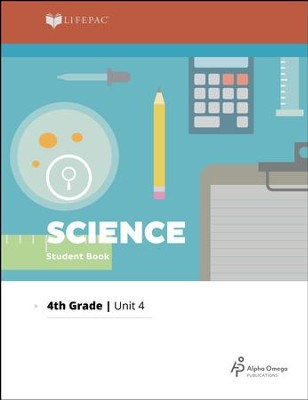 Lifepac Science Grade 4 Unit 4: Machines   -