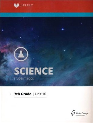 Lifepac Science Grade 7 Unit 10: Careers in Science   -