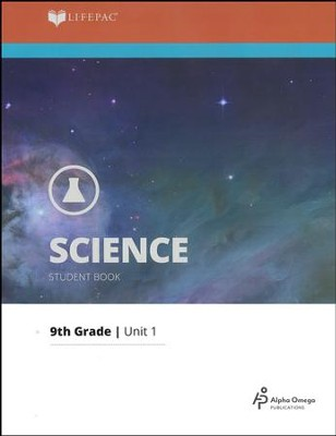 Lifepac Science Grade 9 Unit 1: Our Atomic World   -