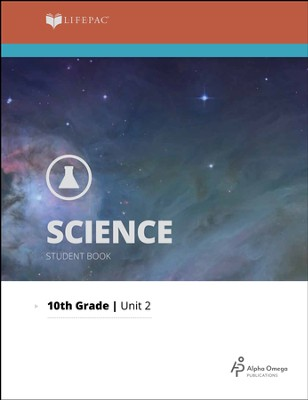 Lifepac Science Grade 10 Unit 2: Basis Of Life   -