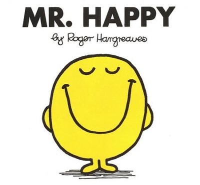 Mr. Happy  -     By: Roger Hargreaves