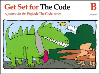Get Set for the Code                                        -     By: Nancy Hall